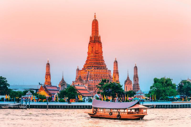 INDOCHINA. Viaje a Laos, Camboya, Vietnam y Tailandia