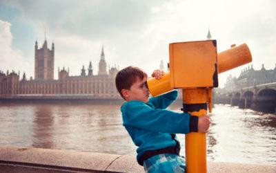 7 destinos perfectos para viajar con niños