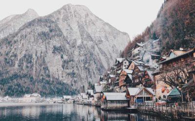 Austria, paseo por el distrito de los lagos