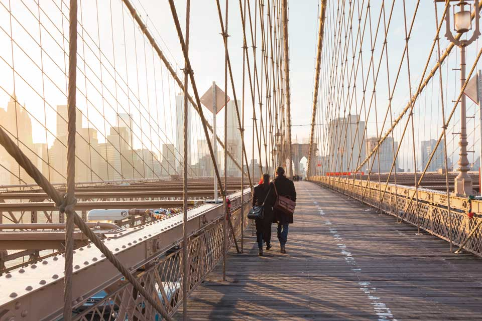 10 planes románticos que puedes hacer en Nueva York