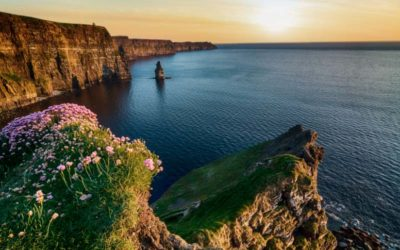 Viajar a Irlanda en moto