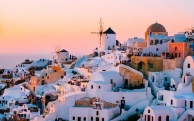 Viaje a Grecia: Atenas e islas griegas