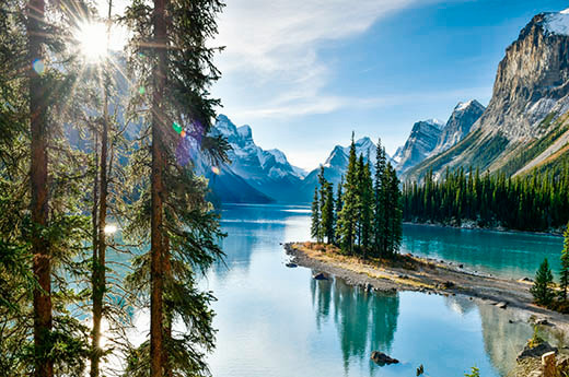viaje-costa-oeste-canada-jasper-maligne-lake