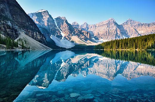 viaje-costa-oeste-canada-lago-moraine