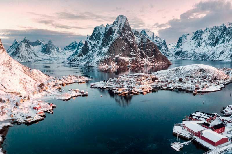 Viaje a Noruega – Islas Lofoten en coche