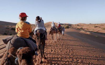 Viaje a Marruecos en busca de los Reyes Magos