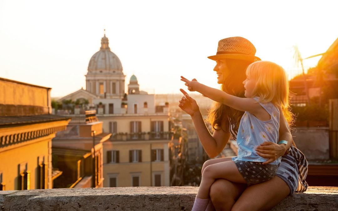 Dónde ir de vacaciones con niños este verano 2020