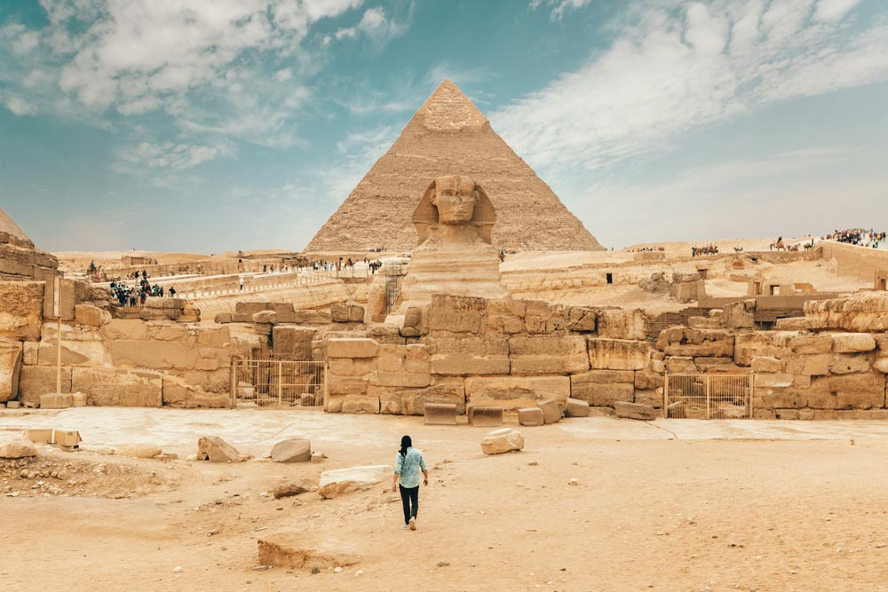 Viajar a Egipto en Tiempos de Coronavirus