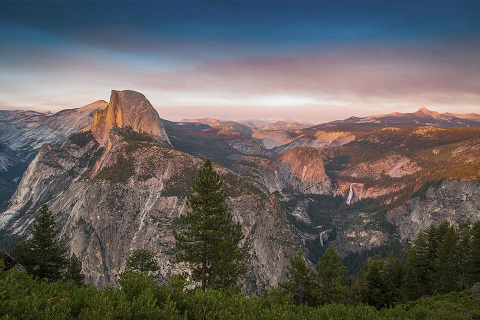 yosemite california viaje costa oeste estados unidos