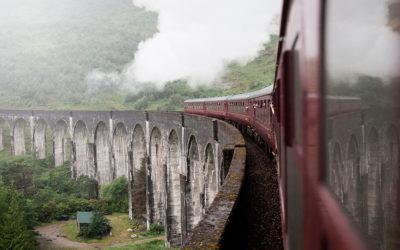 Rutas en Tren por Europa Más Cortas que el Avión