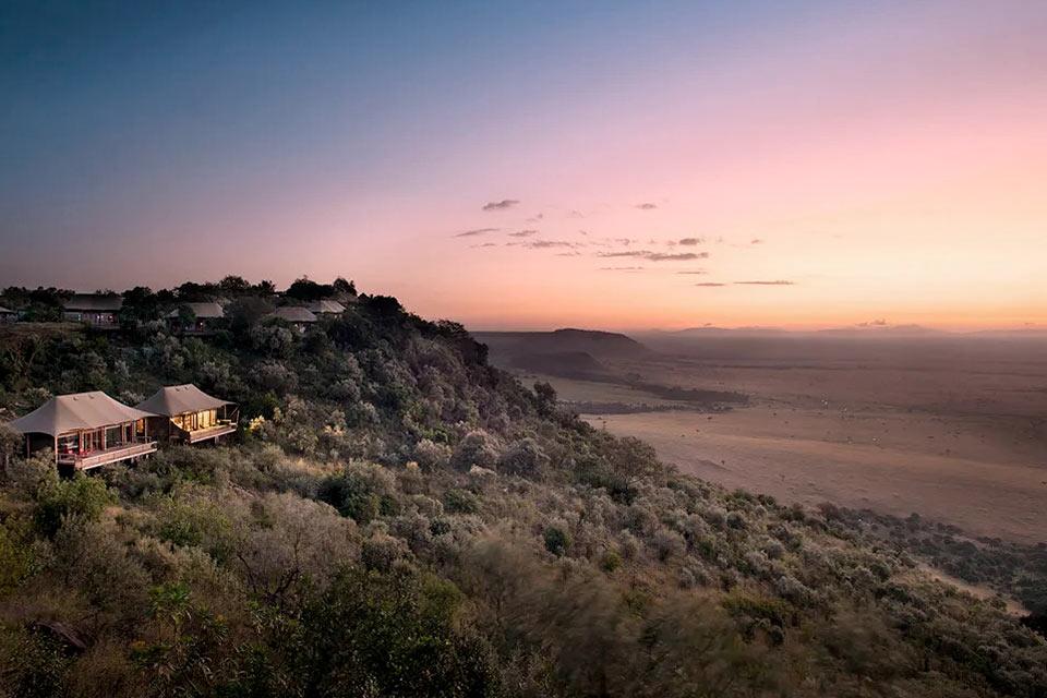 mejores hoteles para ir de safari a africa