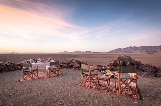 viaje namibia de luna de miel