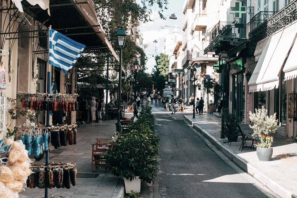 qué ver en Atenas en 3 días