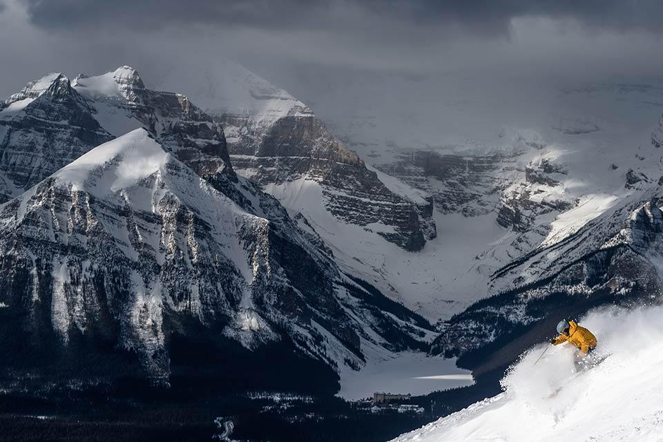 10 lugares de postal en canadá